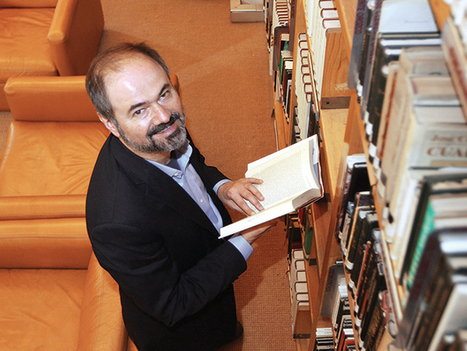 Viejo, cuando cumplí 30: Juan Villoro | Formar lectores en un mundo visual | Scoop.it