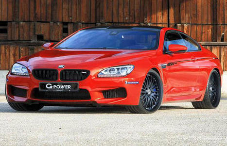 This is G Power's New BMW M6 | Mens Magazine | Scoop.it