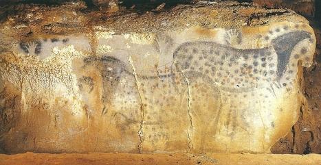 Do the hand stencils found in prehistoric cave paintings belong to ... | Ancient Artifacts, Art, and Architecture | Scoop.it
