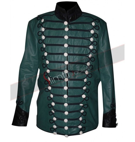Sharpe Sean Bean Military Green Jacket | Famous TV Series Leather Jackets | Scoop.it