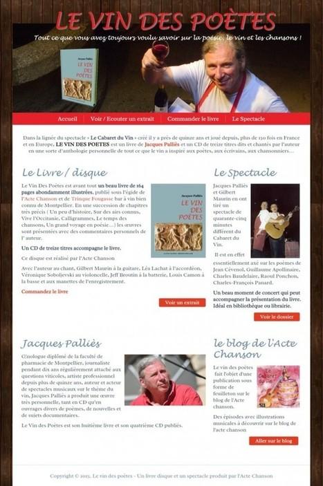 Anthologie | Le vin des poètes selon Jacques Palliès - cepdivin.org - les imaginaires du vin | Vin, Culture & Société : articles, conférences, dossiers... en ligne | Scoop.it