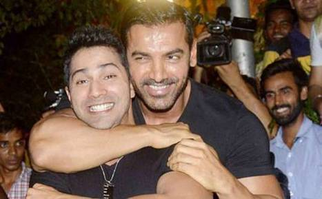 Varun Dhawan wants to do 'Dostana 2' with John Abraham | Entertainment News | Scoop.it