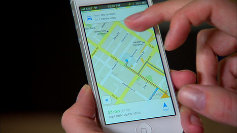 Google Maps for iOS auto-dimming is driving users crazy - CNET | _roy_ | Scoop.it