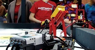 Programming Solutions for the LEGO Mindstorms NXT - Which approach is best for you? | LEGO Robotics | Scoop.it