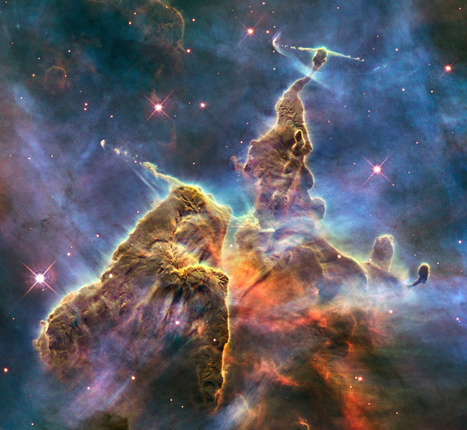 Beautiful Photos from the Hubble Space Telescope: Celebrating 22 Years | Random Ephemera | Scoop.it