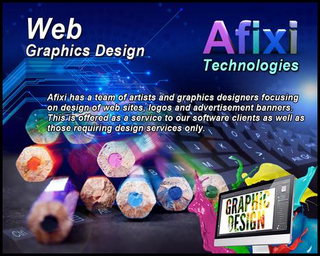 Web And Graphics Designing Service @ Afixi Technologies | Web Development | Scoop.it