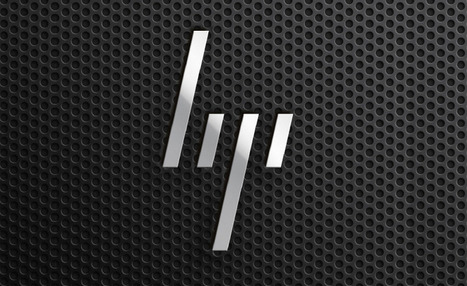 moving brands: new HP logo & identity system | Visual Inspiration | Scoop.it
