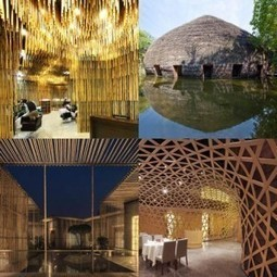 Bamboo architecture and design | Arte y Fotografía | Scoop.it
