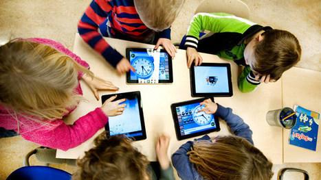 Nu är det bevisat - barnen blir bättre i skolan med surfplattor | IKT i skolan | Scoop.it