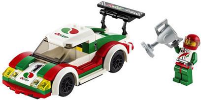 Lego City - 60053 La voiture de course   lagranderecreation.com   Enfants   Scoop.it