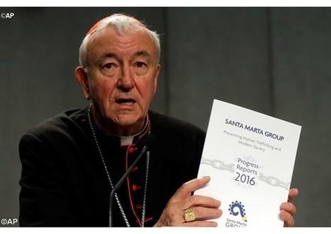 Svätý Otec prijal Skupinu sv. Marty, ktorá bojuje proti obchodovaniu s ľuďmi | Správy Výveska | Scoop.it