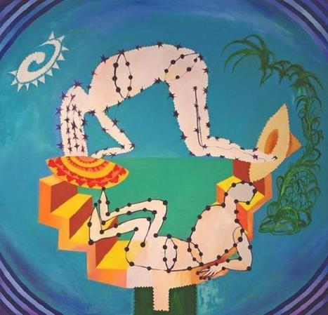 Otto Apuy: Costa Rican Art for a New Generation | Art from Central América. | Scoop.it