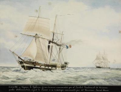 Le long voyage de l'obélisque de la place de la Concorde   Historia   Naval Museums Storytelling   Scoop.it