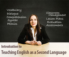 Introduction to Teaching English as a Second Language Online Course | Studying Teaching and Learning | Scoop.it