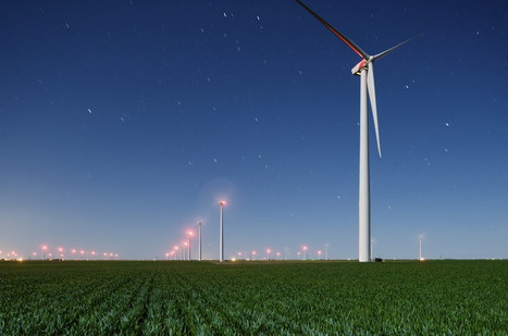 Wind Industry Plans Serious Changes to Protect Bats | Sustain Our Earth | Scoop.it