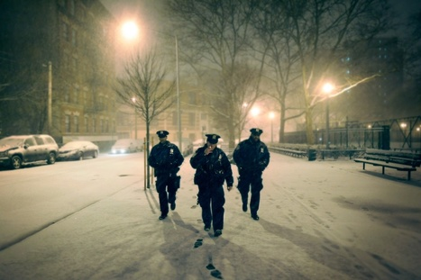 NYPD: Operation Impact | Photographer: Antonio Bolfo | PHOTOGRAPHERS | Scoop.it