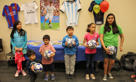 Motivan Biblioteca y Puro Futbol a la lectura - Puro Futbol | Bibliotecología | Scoop.it