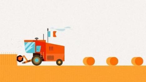VIDEO. La France agricole expliquée en deux minutes | Chimie verte et agroécologie | Scoop.it