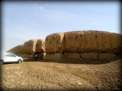 Iraq's Ancient Kish City Lies Buried in Sand | life's questions | Scoop.it