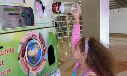 Recyclage : des distributeurs avalent bouteilles et canettes !   pachou39   Scoop.it