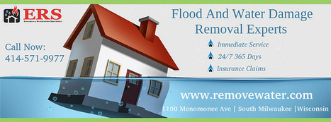 Flood And Water Damage With Free Insurance claims | Water Damage Restoration | Scoop.it