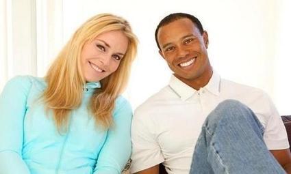 Woods et Vonn, partenaires officiels - Golf - Sport 24 | actualité golf - golf des vigiers | Scoop.it