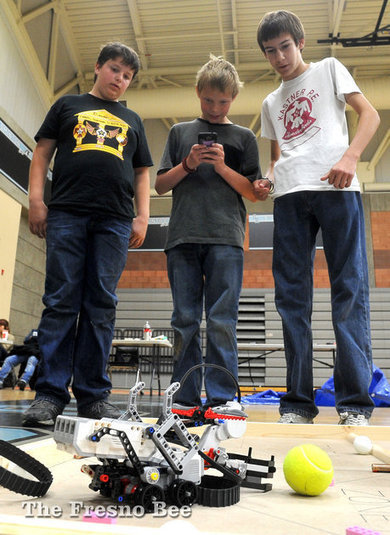 Fresno County science students compete in Olympiad - Fresno Bee | CLOVER ENTERPRISES ''THE ENTERTAINMENT OF CHOICE'' | Scoop.it