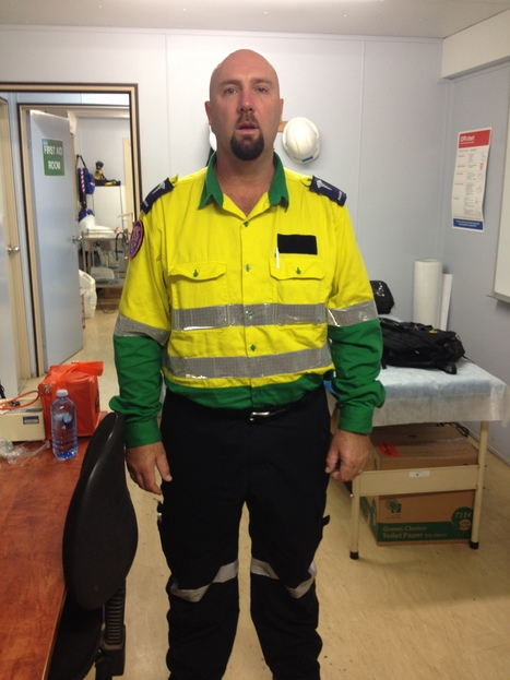 OH&S and the Commercial Paramedic in a Mining Emergency Clinic   OH&S in Emergency Q2   Scoop.it