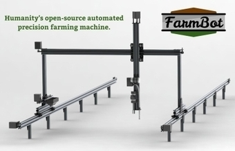 FarmBot Founder Rory Aronson explains Precision Agriculture | Organic Farming | Scoop.it