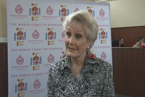 Angela Rippon becomes patron of Reminiscence Learning's Archie Project | Dementia 4 Schools | Scoop.it