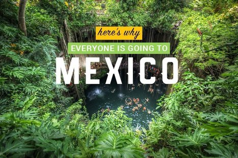 Here's Why Everyone's Going To Mexico | Baja California | Scoop.it