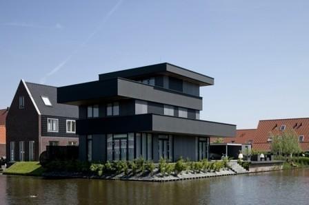 Modern Villa / BBVH Architecten | Idées d'Architecture | Scoop.it