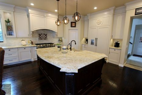 Traditional Design Build Kitchen Home Remodel with Custom Cabinets & Thermador Appliances in Coto De Caza: APlus Interior Design & Remodeling | kitchen remodeling orange county | Scoop.it