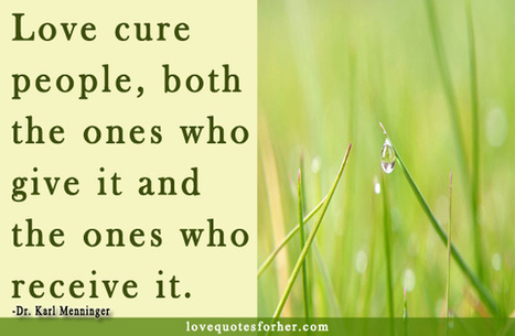 Love cure people quotes | Love Letter For Her | Scoop.it