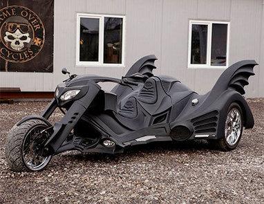 Batman Bike   Inspired By Design   Scoop.it