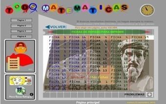 Sala de mestres » 3.-MATEMÀTIQUES | matestic | Scoop.it