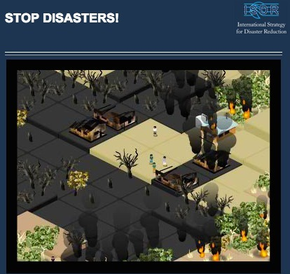 Stop Disasters - A Game with Teaching Resources | K-6 Science Resources | Scoop.it