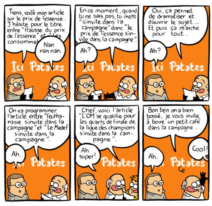 Ce qui s'invite dans la campagne | Baie d'humour | Scoop.it