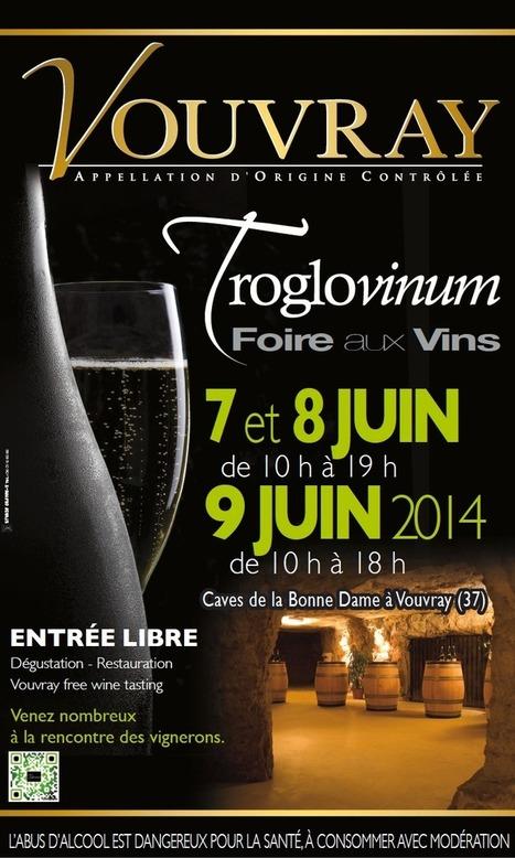 TROGLOVINUM 2014 de l'Appellation VOUVRAY AOC. | Vins de Vouvray | Scoop.it