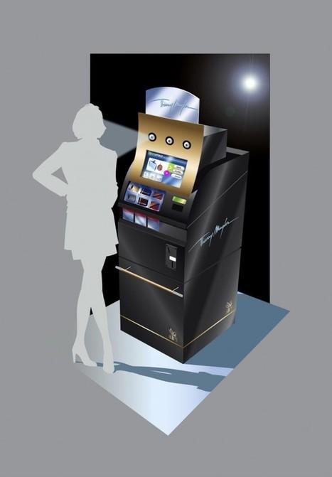 » France : Point Parfums Digital va déployer ses kiosques olfactifs interactifs dans 200 centres commerciaux   Affichage dynamique et PLV   Scoop.it