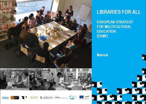 """Libraries for all"" : des services interculturels en bibliothèque publique [legotheque] 