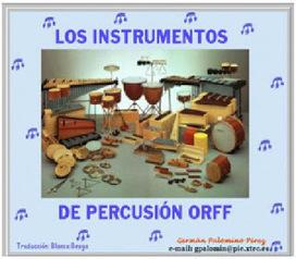 MÚSICA: INSTRUMENTOS DE PERCUSIÓN | lenguaje musical | Scoop.it