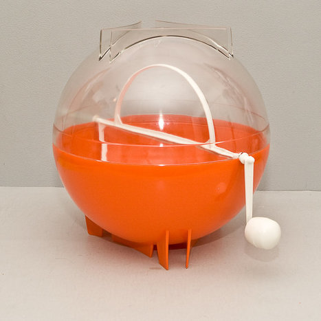 Space Age Retro Mid Century Salad Maker and Server by Kitchen King | Kitsch | Scoop.it