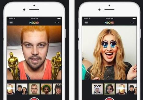 Facebook Fait L'acquisition De L'application Masquerade | SocialMedia_me | Scoop.it