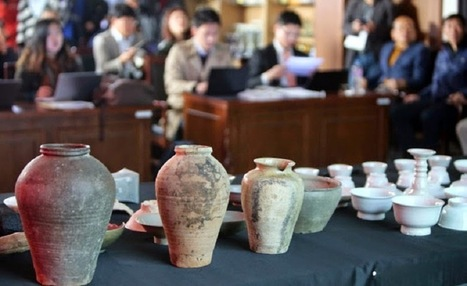 Joseon dynasty shipwreck discovered in S. Korea | The Archaeology News Network | Kiosque du monde : Asie | Scoop.it