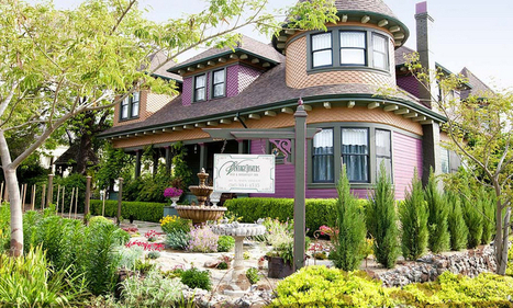 Vintage Towers Bed & Breakfast Inn - Cloverdale, California Bed ... | Cloverdale California Lifestyle | Scoop.it