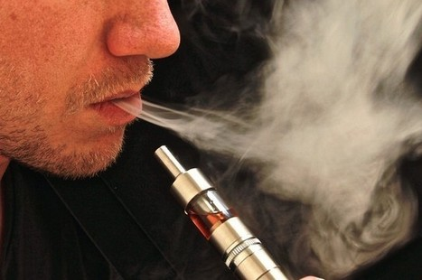 E-Cigarette Vapor Shown To Repress Immune System | IFLScience | Daily Crew | Scoop.it