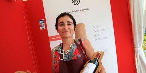 Bordeaux fête le vin : coup de coeur innovation pour Biwine - Sud Ouest | Le vin quotidien | Scoop.it