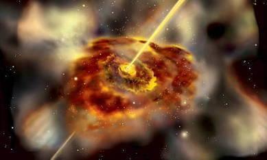 Cuásares (Quasars) | Astrofísica General | Scoop.it