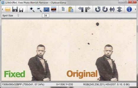 Free Photo Blemish Remover, software gratuito para eliminar imperfecciones de la piel en tus fotos | Recull diari | Scoop.it